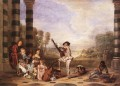 Les Charmes de la Vie The Music Party Jean Antoine Watteau